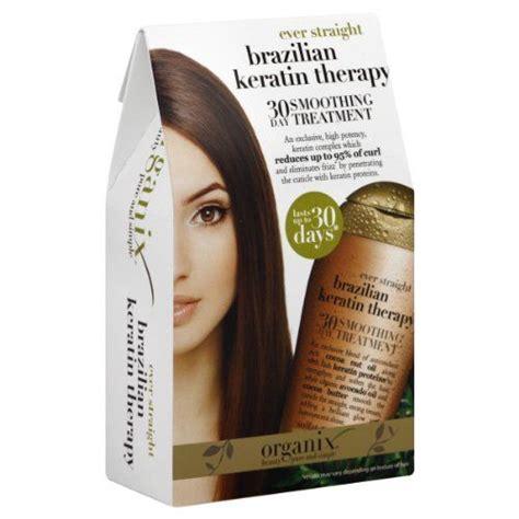 brazilian hair treatment organix ever straight brazilian keratin therapy organix 30