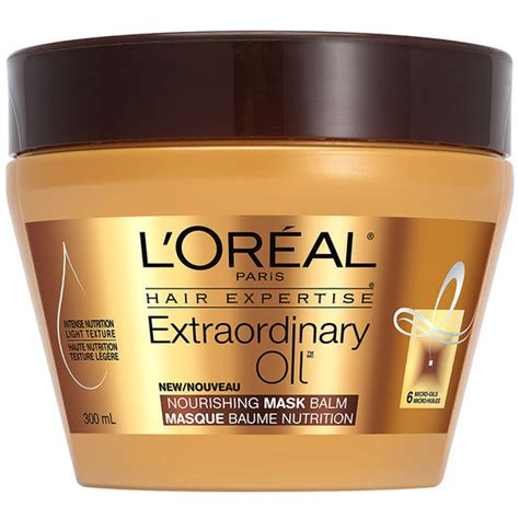 Loreal Extraordinary l oreal extraordinary nourishing mask balm 300ml
