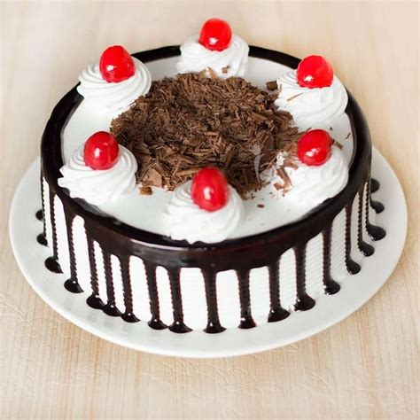Cake With Picture by Order Black Forest Cake In Delhi Ncr Bhopal Pune Patna