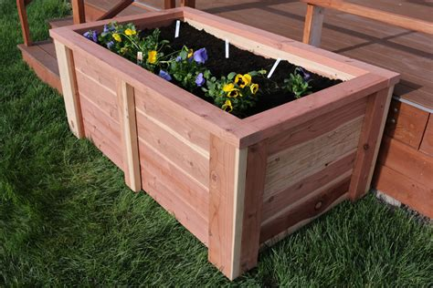 elevated garden bed plans raised garden bed buildsomething com