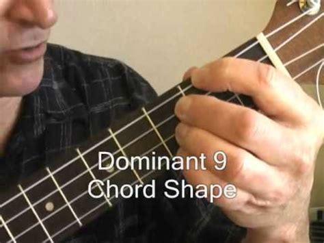 lessons jazz ukulele blues ukulele jazz chord lesson 1 youtube