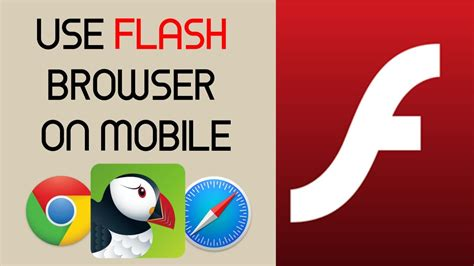 mobile adobe flash player android how to use adobe flash player on mobile ios android