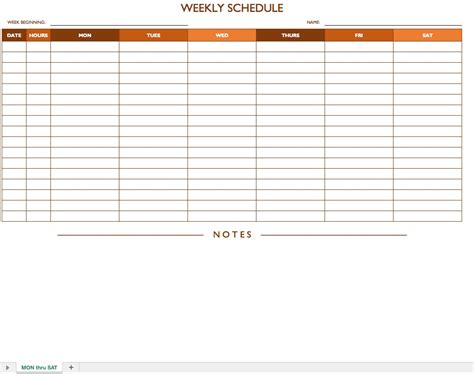 Free Work Template Employee Work Schedule Template Doliquid