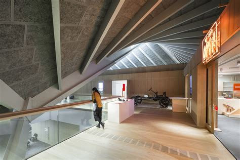 interior design museum east london museo del dise 241 o de londres oma allies and morrison