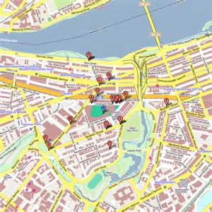 Boston Public Parking Map by Fenway Park Map Related Keywords Fenway Park Map Long