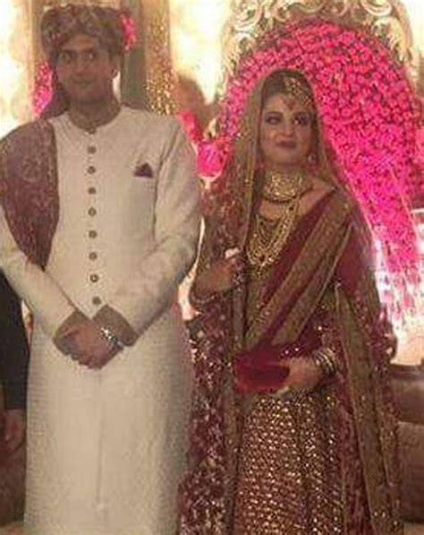 complete pictures  maryam nawaz daughter wedding