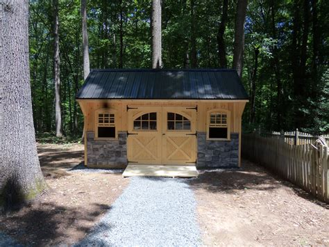 portable amish storage sheds barns  garages  virginia