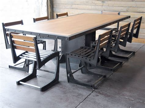 Industrial Conference Table Modern Industrial Conference Table Best Home Design Ideas Marina Collective Custom Work