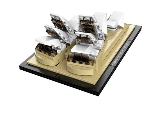 gallery of lego 174 architecture series sydney opera house