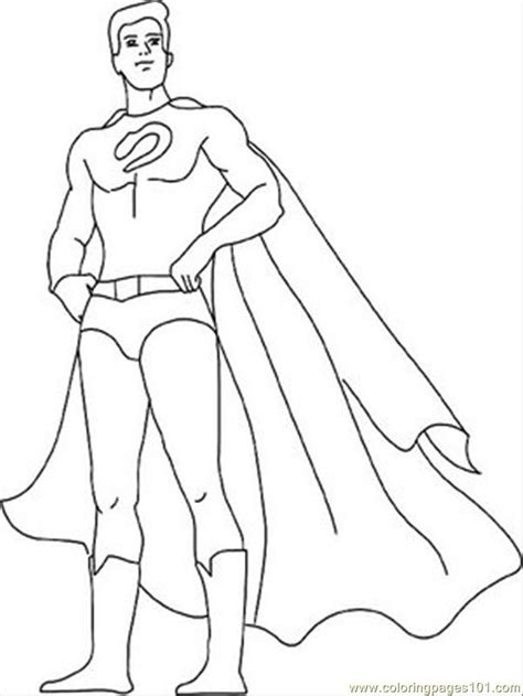 superhero coloring pages preschool superhero coloring pages for preschoolers kids coloring