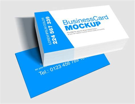 blue business card template psd blue white business card template psd