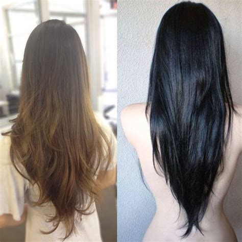 hair styles cut hair in layers and make curls or flicks 25 best ideas about long v haircut on pinterest v
