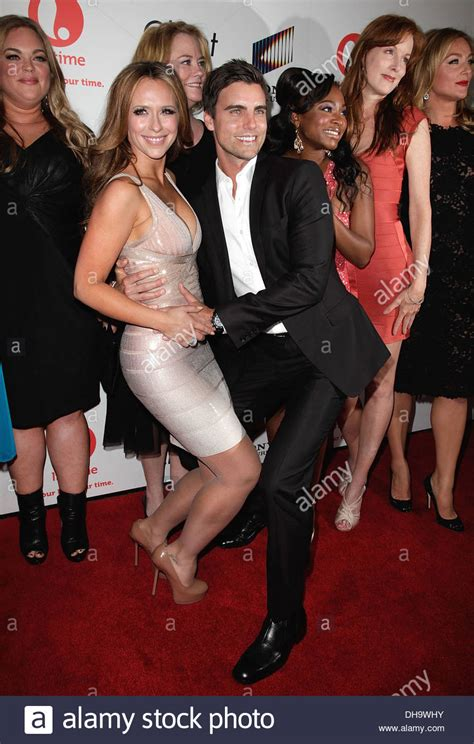colin egglesfield kathleen egglesfield colin egglesfield and jennifer love hewitt stock photos