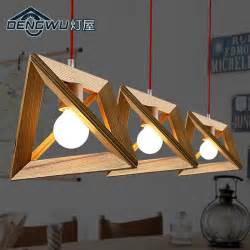 Dining Room Hanging Light Online Get Cheap Wood Lamp Aliexpress Com Alibaba Group