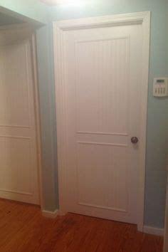 beadboard wallpaper on laminate cabinets beadboard closet doors bifold closet doors