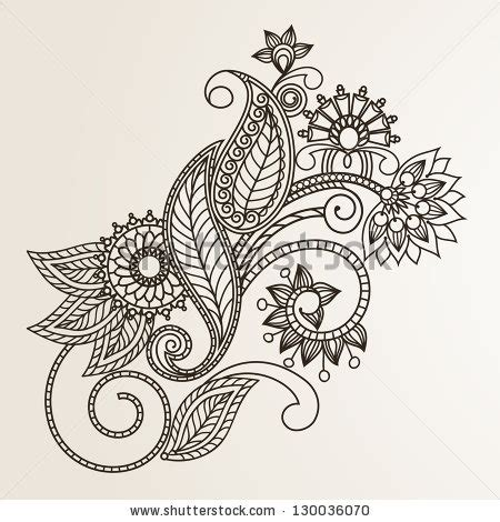 floral pattern sketch floral drawing google search design idea s pinterest