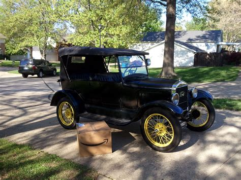 model t ford forum delivery vehicle