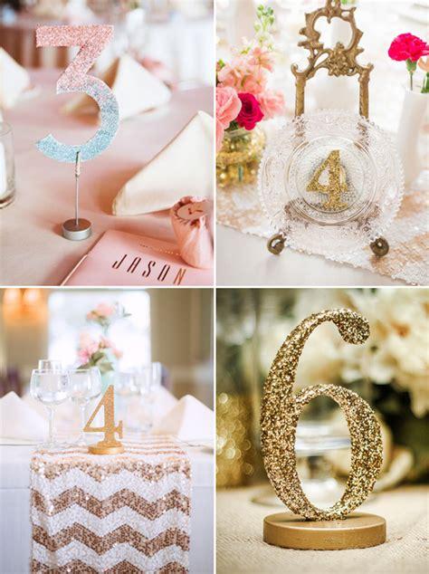 wedding reception table number ideas diy 51 creative diy wedding table number ideas deer pearl
