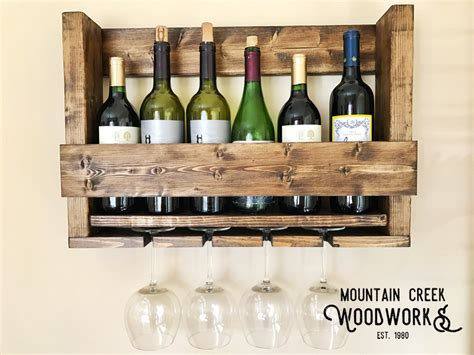Wine Shelf by Wine Shelf Wine Rack Wine Glass Rack Wooden Wine Shelf