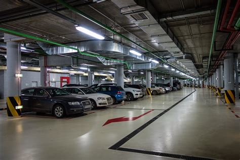 underground parking in contemporary society many people complain the