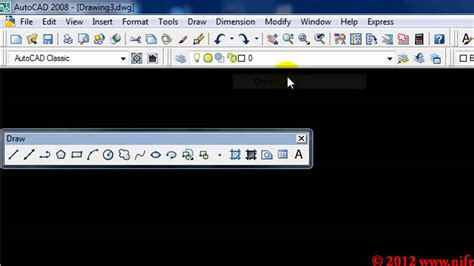 autocad tutorial in tamil autocad tutorial in tamil 02 tools youtube