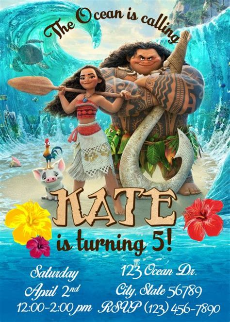 Moana Aulani Sweepstakes - 21 best images about moana birthday party ideas on pinterest
