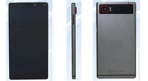 Lenovo Vibe Z2 Pro K920 lenovo k920 vibe z2 pro gets certified in china