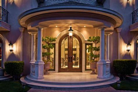 Bow Window Treatments Ideas tour nfl star jerry rice s california home celebrity