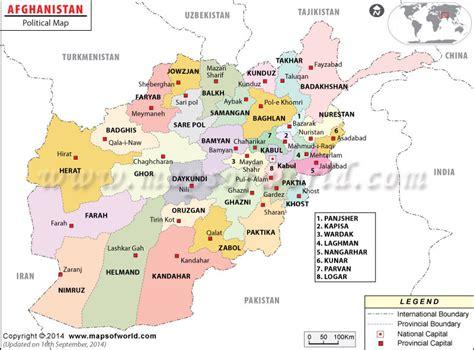 political map of afghanistan kandahar map kandahar afghanistan