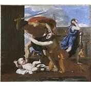 Le Massacre Des Innocents – Nicolas Poussin Scribouill'art
