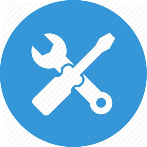 repair icon repair service support technical technical support