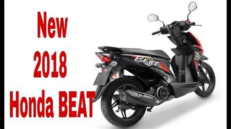 Striping Beat Fi 2018 Honda Beat 2018 New Car Release Date And Review 2018