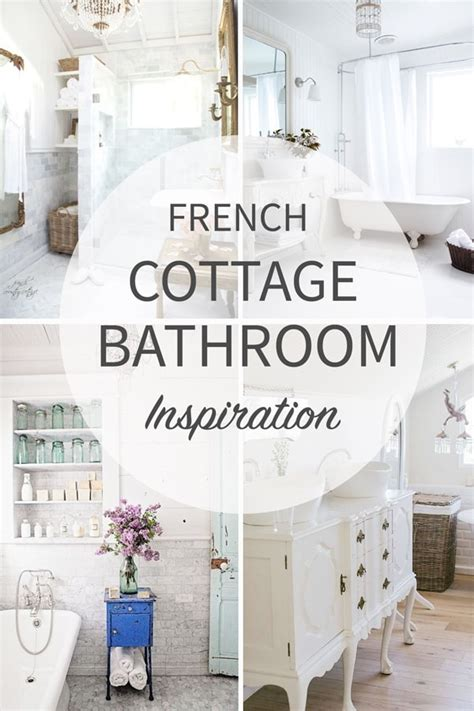 cottage bathroom inspirations french country cottage french cottage bathroom inspiration tidbits