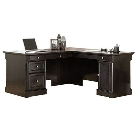 Sauder Traditional L Shaped Desk Desks L Shaped Desk And Furniture On