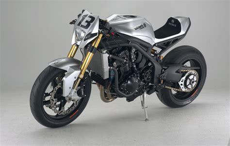 Leichtes Starkes Motorrad by Walz Speed Triple Modellnews