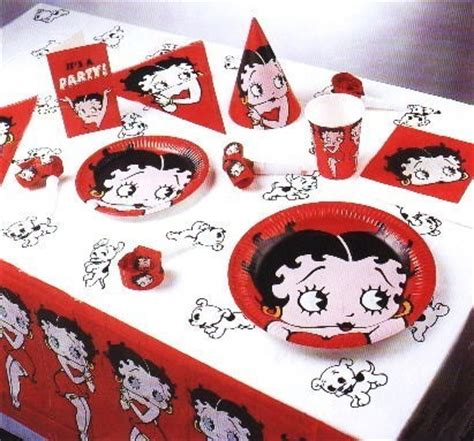 Betty Boop Decorations by Invitations40th Birthday Invitationfree Printable