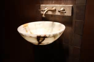bowl sinks for bathrooms onyx vessel bowl sink modern bathroom sinks