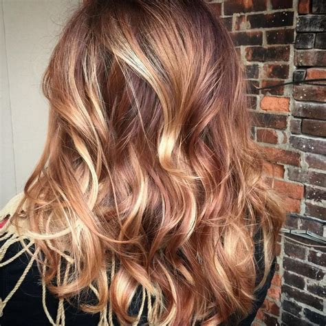 copper brown hair on pinterest color melting hair blonde hair exte 1000 ideas about mahogany highlights on pinterest fall