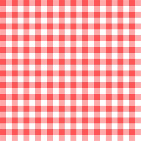 Picnic Table Pattern by Free Digital Gingham Scrapbooking Paper