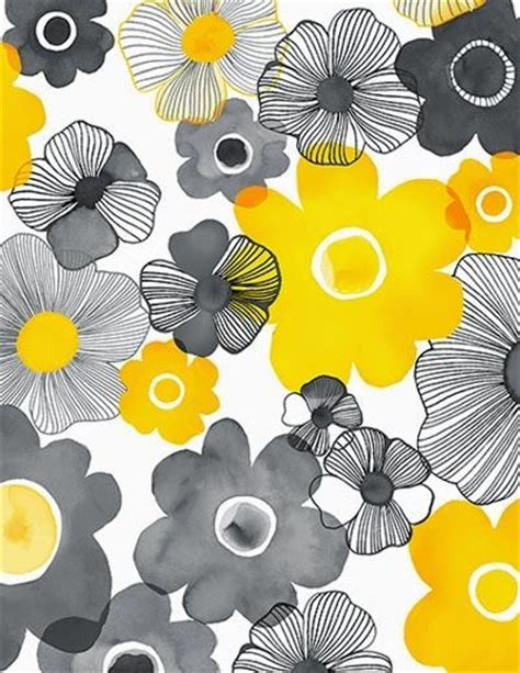 yellow and grey wallpaper next 1000 images about desen on pinterest pattern print
