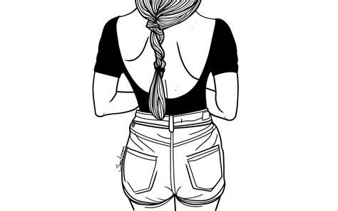 imagenes tumblr para dibujar hipster ilustraciones con un toque hipster y de mucha vida