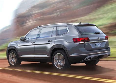 volkswagen terramont llegara  mexico este mes de junio autos actual mexico