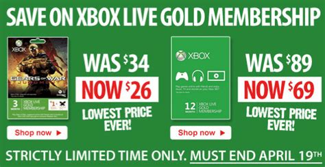 Eb Games Gift Card Australia - expired save on xbox live gold membership up to 22 gift cards on sale