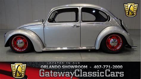 volkswagen beetle gateway classic cars orlando youtube