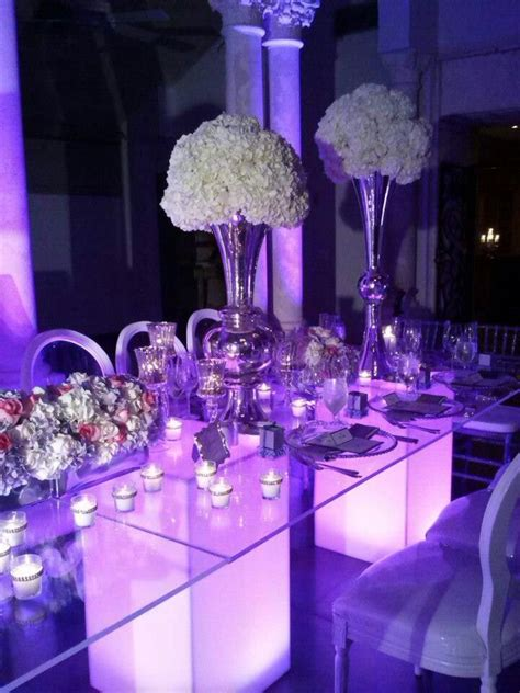 Acrylic Vases Centerpieces by Acrylic Table And Vase Centerpieces
