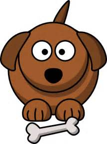 Cartoon dog clip art vector clip art online royalty free amp public