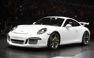 2014 Porsche Gt3 2014 Porsche 911 Gt3 Front Three Quarters Photo 16