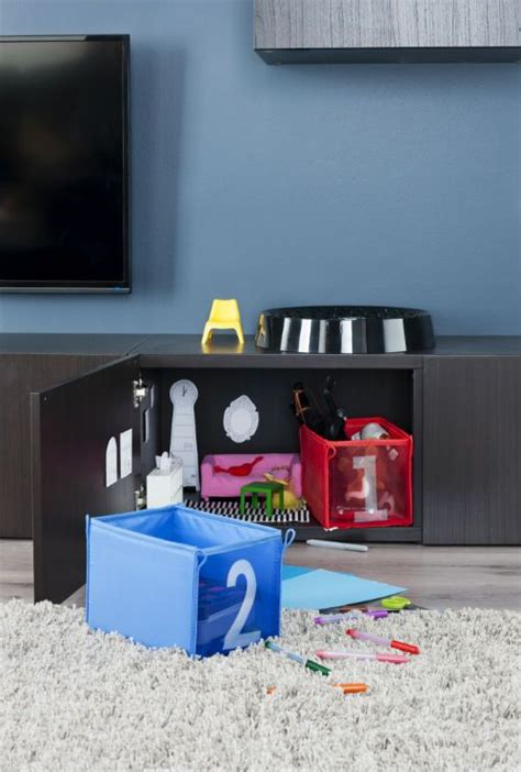 ikea flexible space the best 197 system is really flexible it has room for the ultimate media solution and for toys