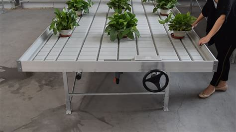 ebb and flow table 2017 newest systems for growing vegetable ebb and flow
