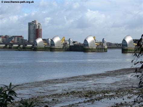 thames barrier woolwich the thames path the thames barrier to crayford